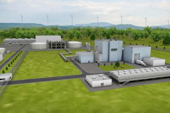 Bill Gates teams up with Warren Buffett to build a $1 billion next-generation nuclear reactor in Wyoming
