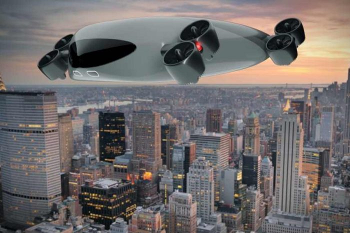 Forget about air taxi, New York-based tech startup Kelekona is building a 40-seat drone bus designed to carry 40 passengers and a pilot