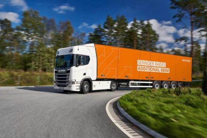 Berlin-based Digital freight startup Sennder raises $80 million in funding at over $1 billion valuation