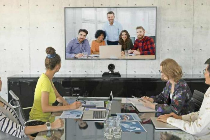 Video conferencing market expected to hit $3.39 billion by 2025