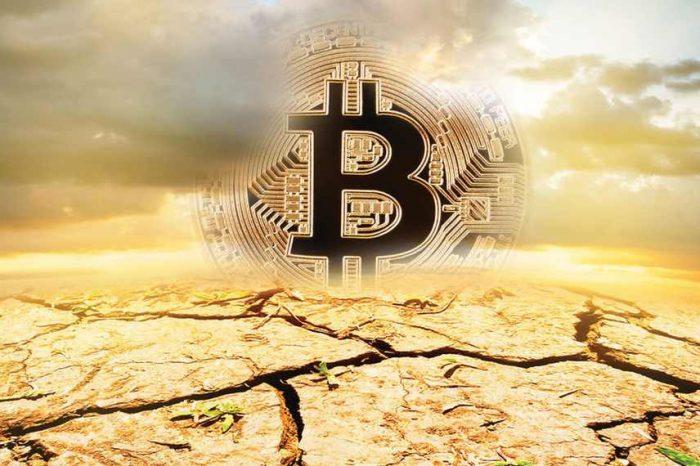 U.S. Senator calls for a crackdown on bitcoin and other environmentally wasteful cryptocurrencies