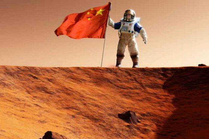 The space race between China and the U.S has started as China announces plans to put the first humans on Mars by 2033 and build a base on the Red Planet