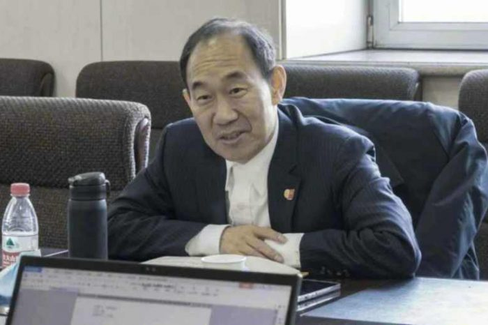 Top Chinese nuclear scientist died after taking his own life