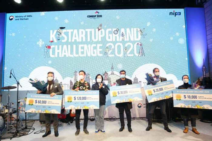 The K-Startup Grand Challenge helps early-stage startups with funding and support in Korea - apply now through June 15