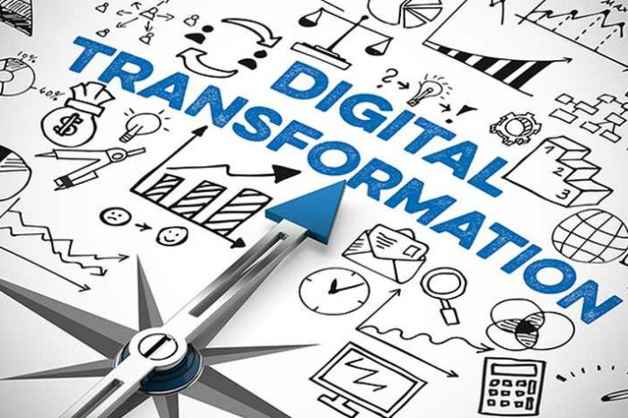 """How to use digital transformation to power through the """"new normal"""""""