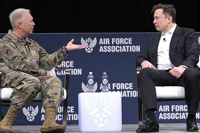 """Elon Musk warns the US Military: China will overtake the US. """"The US will be militarily second to China"""" without radical innovation, Musk says"""