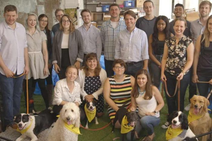 SoftBank leads $75M investment in dog DNA testing startup Embark Veterinary;the largest Series B for any pet tech startup to date