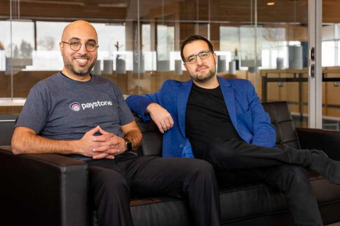 Canadian fintech startup Paystonesecures $30 million investment from Crédit Mutuel Equity to accelerate growth