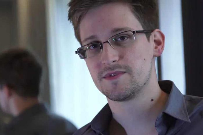 """Former NSA whistleblowerEdward Snowden revealed a new terrifying leak that he said """"is going to be the story of the year"""""""