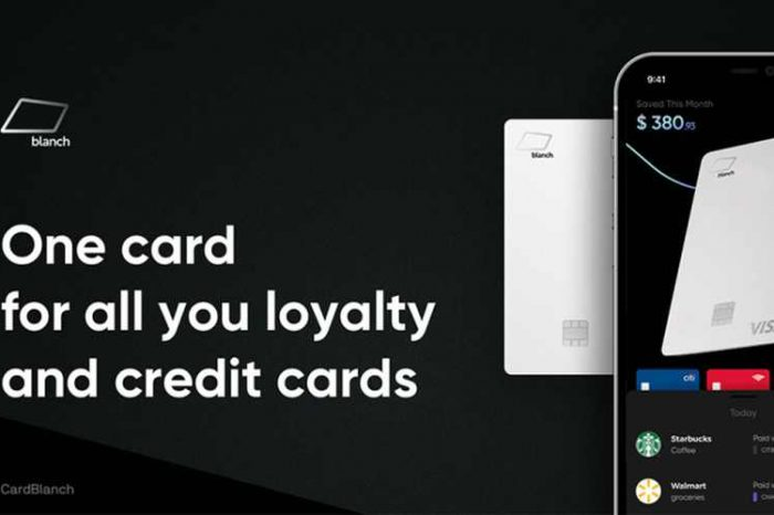 Meet Card Blanch: The All-In-One Solution That Combines All Of Your Reward and Bank Cards