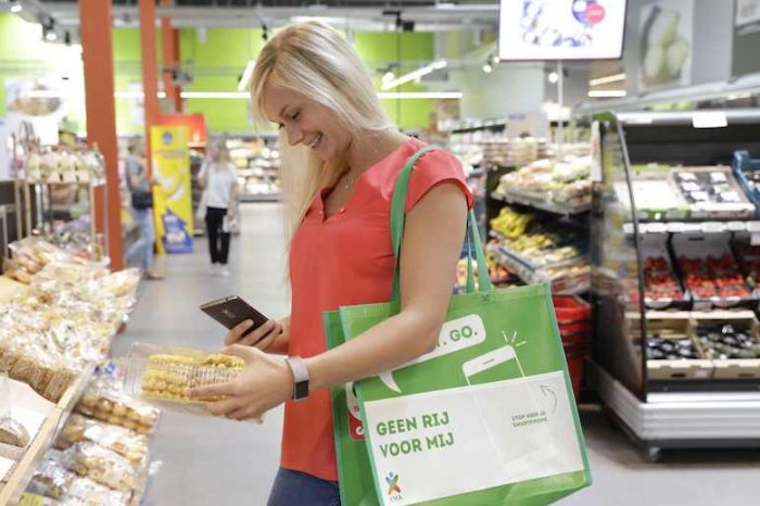 Israeli startup Shopic bags $10 million to let consumers make purchases in large retail chains without having to wait in line at checkouts