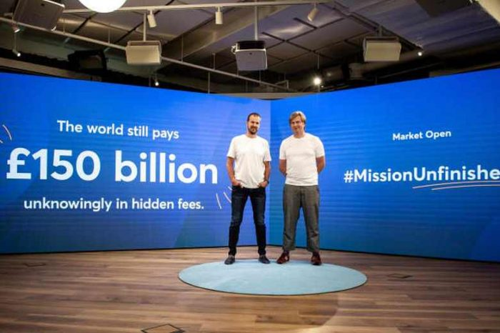 London-based fintech startup Wise pops on IPO debut, making the founders billionaires