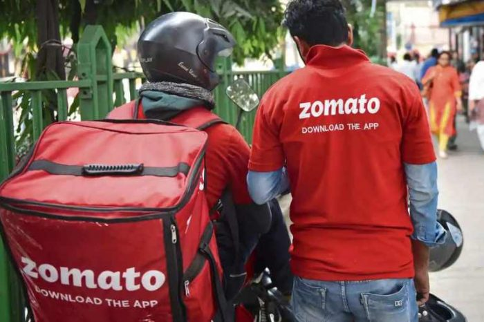 Food delivery startup Zomato becomes India's first unicorn tech startup to go public at a $12.2 billion valuation