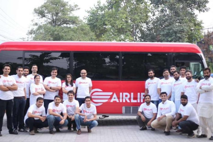 Airlift raises $85 millionin the largest-ever funding round for a Pakistani startup; plansinternational expansion