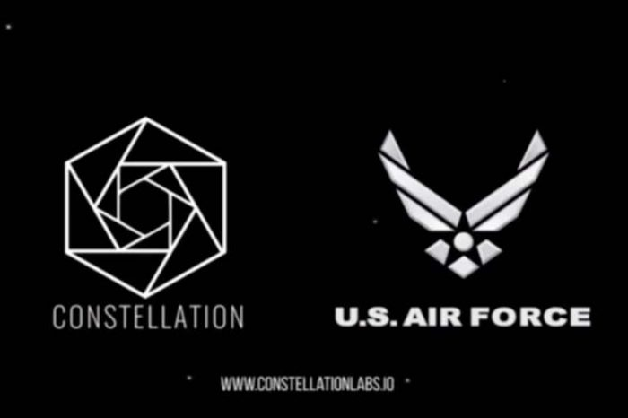 U.S. Air Force Teams up with Constellation Network to Secure Interactions with Commercial Partners
