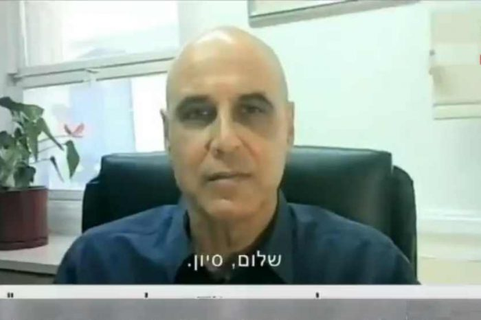 Israel top health official says 90% of severe covid patients in hospitals are fully vaccinated and vaccine effectiveness is waning/fading: Video