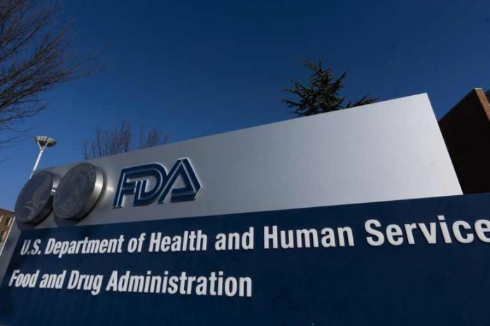 The FDA is aiming to give full approval to Pfizer's Covid vaccine on Monday, The New York Times reports