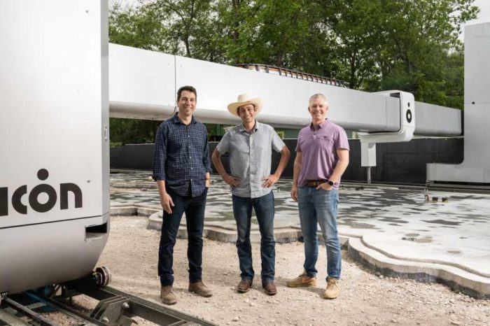 Construction robotics tech startup ICON raises over $200M in Series B funding to meet growing demand for 3D-printed construction