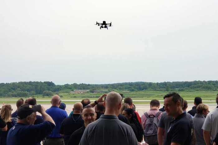 NUAIR & New York State DHSES Host Two-Day Drone Summit for More Than 120 Public Safety Officials