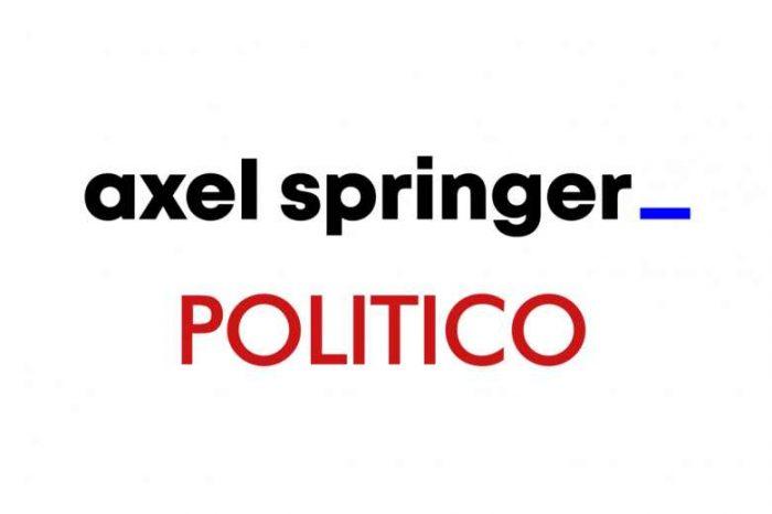 Politico sold to German publisher Axel Springer for $1 billion