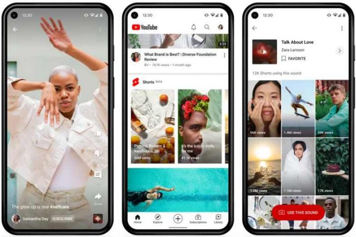 YouTubelures creators with $10,000 per month to make short videos on its recently launched YouTube Shorts to take on TikTok