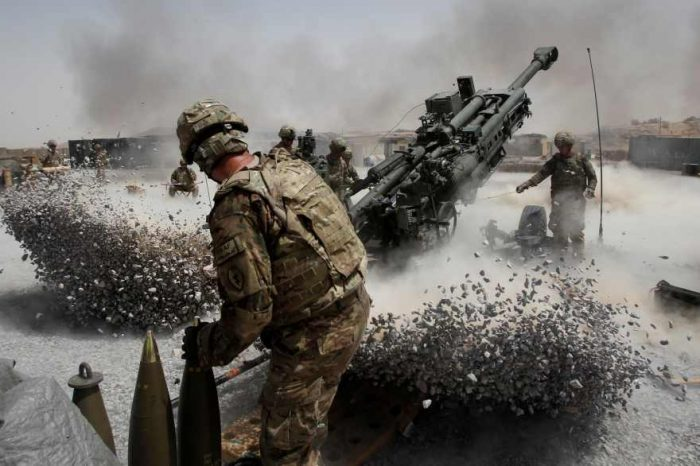 America has spent at Least $6.7 Trillion on Wars in 20 Years. Here is How the Defense Industry Lobbied Congress and the Pentagon