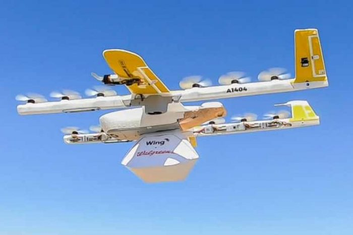 Google-backed drone delivery startup Wing delivered 10,000 cups of coffee and 1,200 roast chickens in 2020