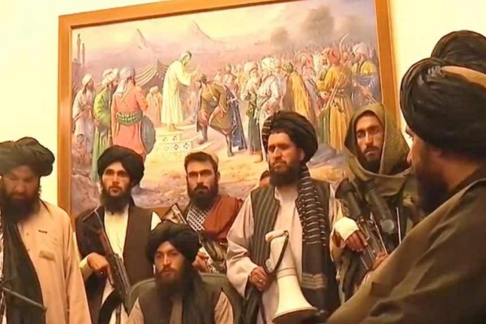 Afghan Government Collapse: The US and NATO on Edge as Taliban Enters Presidential Palace in Kabul, Afghanistan