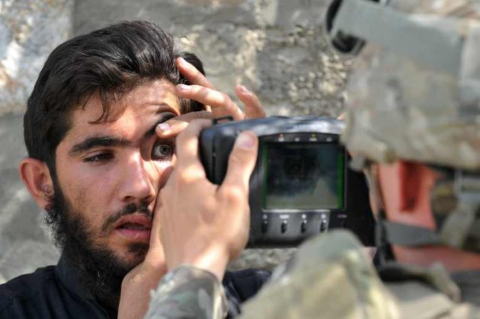 Taliban seized biometric devices that can identify US allies and terrorists in Afghanistan, Taliban also captured military hardware left by the fleeing Afghan army