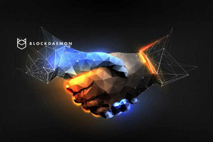 Blockdaemon raises $155 million in funding to build institutional-gradeblockchain infrastructure