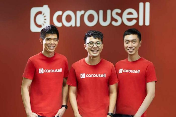 Singapore-based online marketplace startup Carousell reaches a unicorn status after raising$100 million in fresh funding