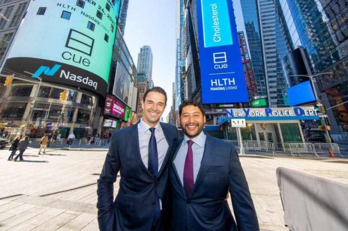 Cue Health, a little-known tech startup used by Google for at-home Covid-19 testing, is now a $3 billion company traded on Nasdaq