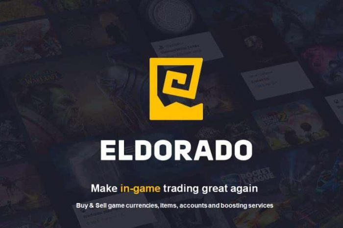 Why Eldorado.gg is one of the best online gaming marketplaces for video game players
