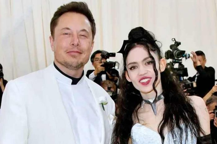 Elon Musk and his girlfriend Grimesbreak up after 3 years together