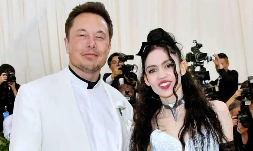 Elon Musk and his girlfriend Grimes break up after 3 years together