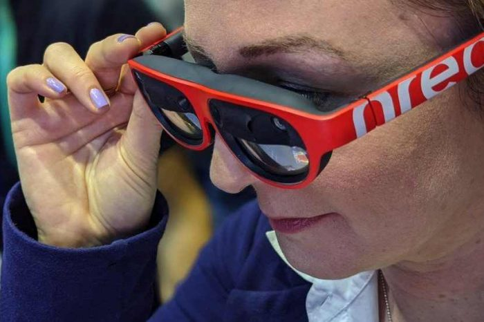 Nreal raises $100 million for lightweight mixed augmented reality glasses; now valued at $700 million