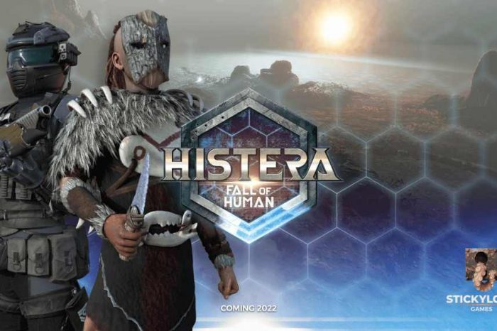 StickyLock reveals 'Glitch' Mechanic for the new Multiplayer FPS Histera: Fall of Humanteaser trailer