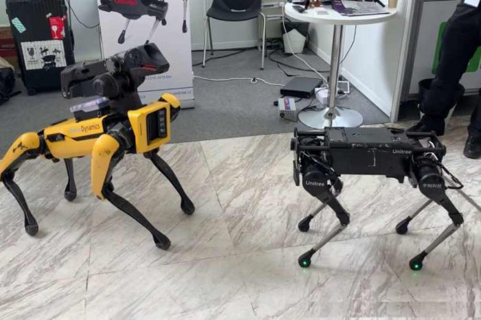 This Chinese robotics startup is selling a knock-off of Boston Dynamics' Spot robotthat costs $75,000 for only $2,500