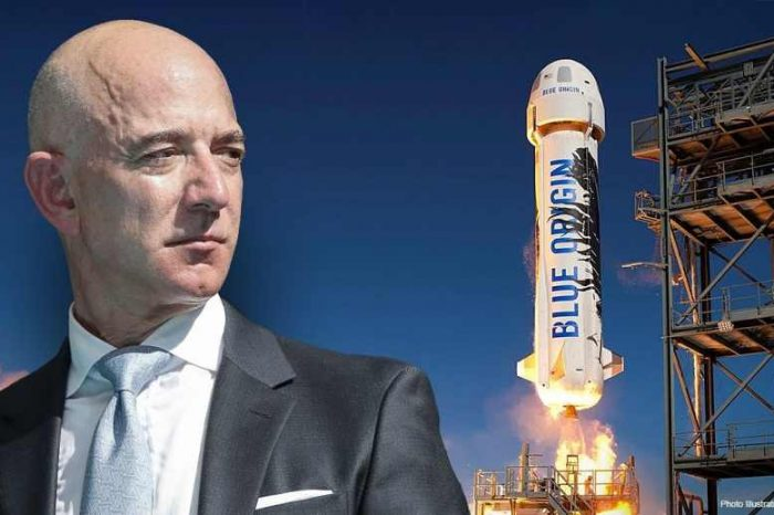 Jeff Bezos' Blue Origin is a 'toxic' workplace,21 current and former employeesclaim in an essay