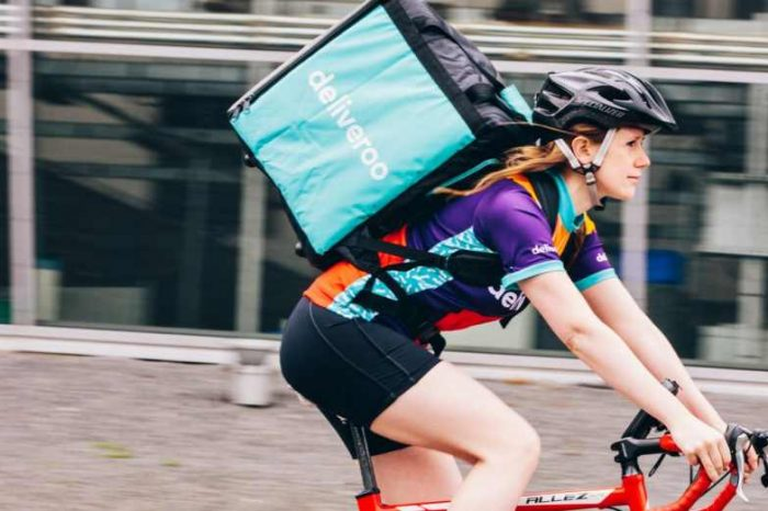 Amazon partners with Deliveroo to offer free delivery to millions of Amazon Prime customers in the U.K. and Ireland
