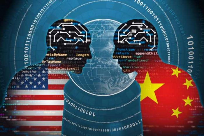 China has won the artificial intelligence battle with the United States, Pentagon's former software chief says