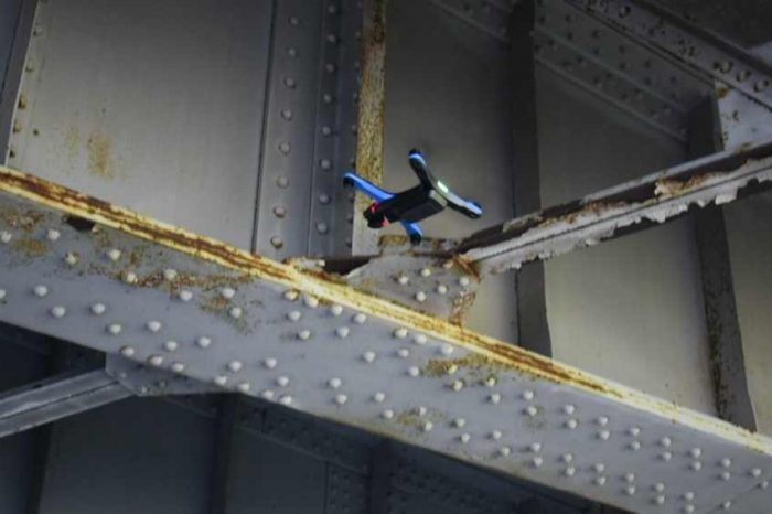 Thruway Authority launches drone pilot program with NUAIR to use drones to assist with highway bridge inspections