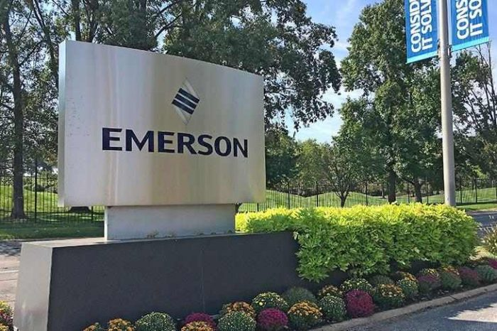 Emerson Electric's software division announces a merger with rival Aspen Technology in $11 billion deal