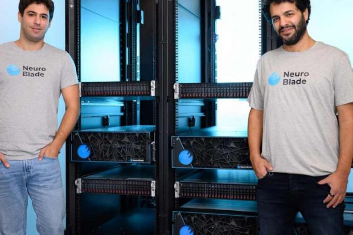 Israeli semiconductor startup NeuroBladeraises $83 million todevelop AI chip for data centers and end-devices