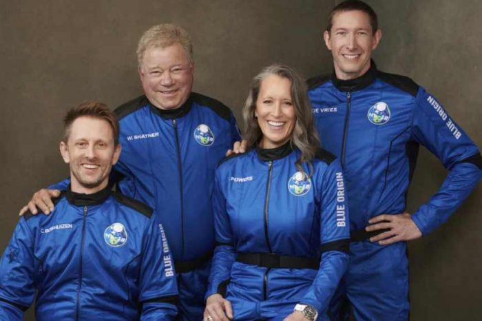 William Shatner to become the oldest person to go to space at 90 years old; scheduled to fly aboard Blue Origin's NS-18