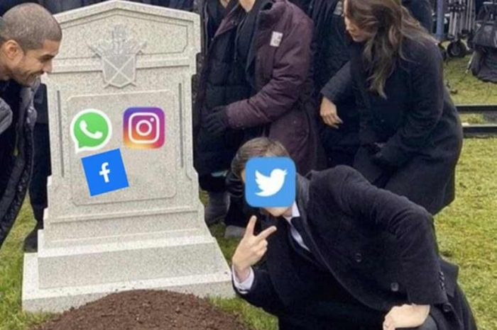 """Twitter users celebrate as Facebook suffers the worst outage since 2008. Zuckerberg loses $7 billion in net worth; """"This could be BIG!,"""" one Twitter user says"""