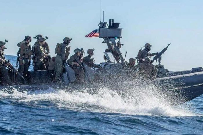 The US is preparing for a war with China as new bombshell reportconfirms US Marine Special Ops forces have been in Taiwan for over a year